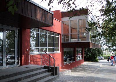 Офисное здания по ул Комсомольская 2а, обследование для сдачи в эксплуатацию